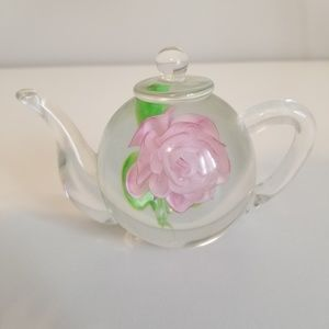Dynasty Gallery Heirloom collectibles teapot